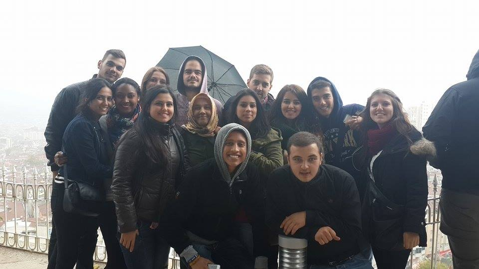 A Trip to Bursa for Exchange Students