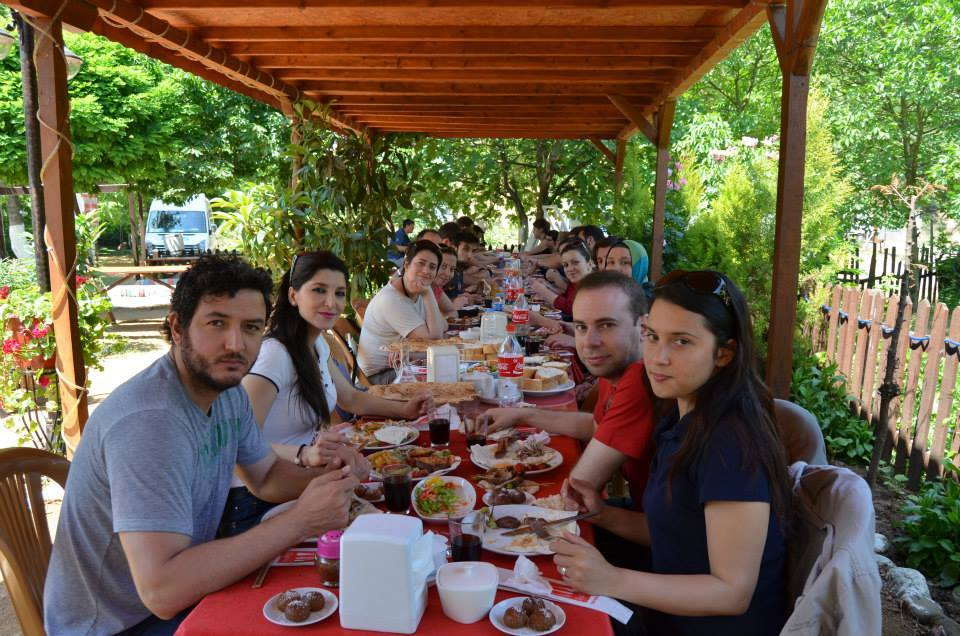 Spring Picnic for Erasmus Students in Yalova University